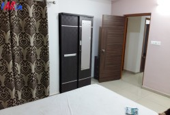 3 bhk fully furnished flat in the finest apartment of bharuch