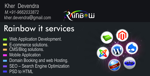 Rainbow It services